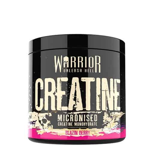 Warrior - Creatine