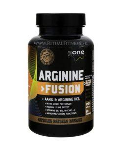 AONE - Arginine Fusion, 120kaps