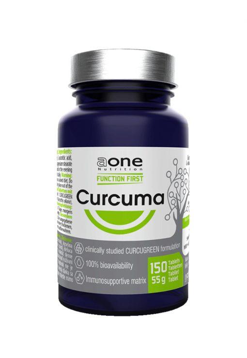 AONE - Curcuma tabs