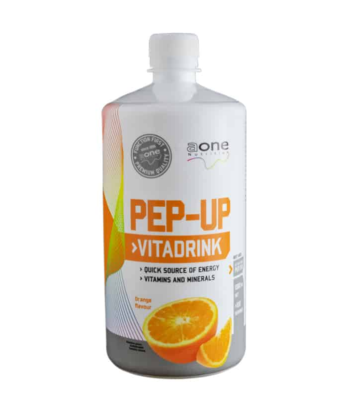AONE - Pep UP hypodrink