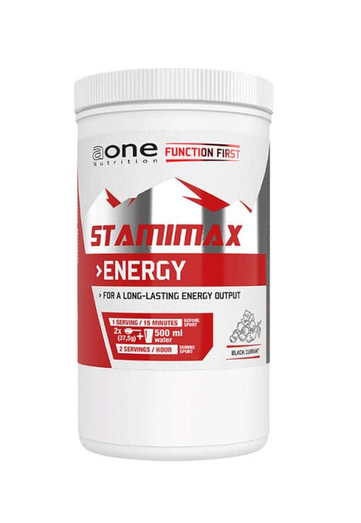 AONE - Stamimax Energy