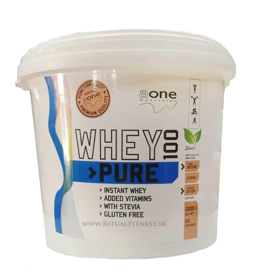 AONE - Whey 100 Pure