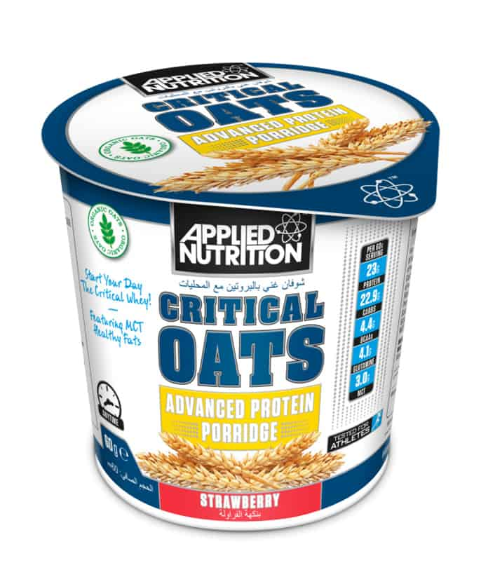Applied Nutrition - Critical Oats