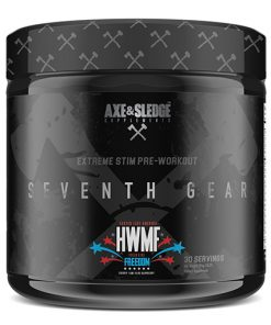AXE and SLEDGE - Seventh Gear