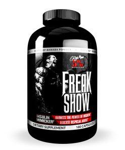5% - Freak Show