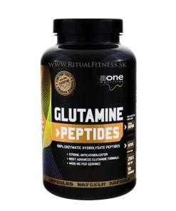 AONE - Glutamine Peptide, 250 kaps