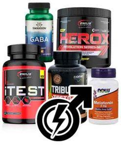 Hormonálne stimulanty, Anabolizéry a Spánok