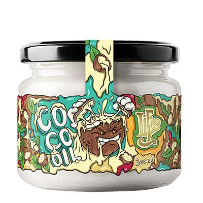 LifeLike - Kokosový olej extra virgin
