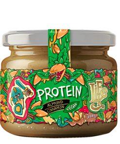 LifeLike - Mandle Škorica Proteín
