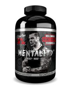 5% - Mentality