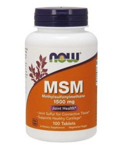 NOW - MSM 1500mg