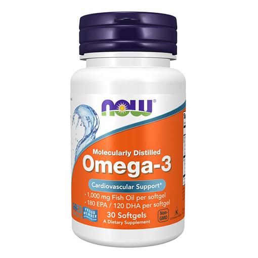NOW - Omega-3 Distilled