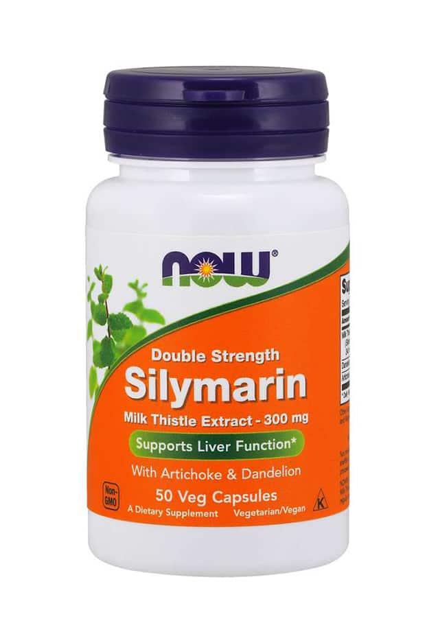 NOW - Silymarin 300mg