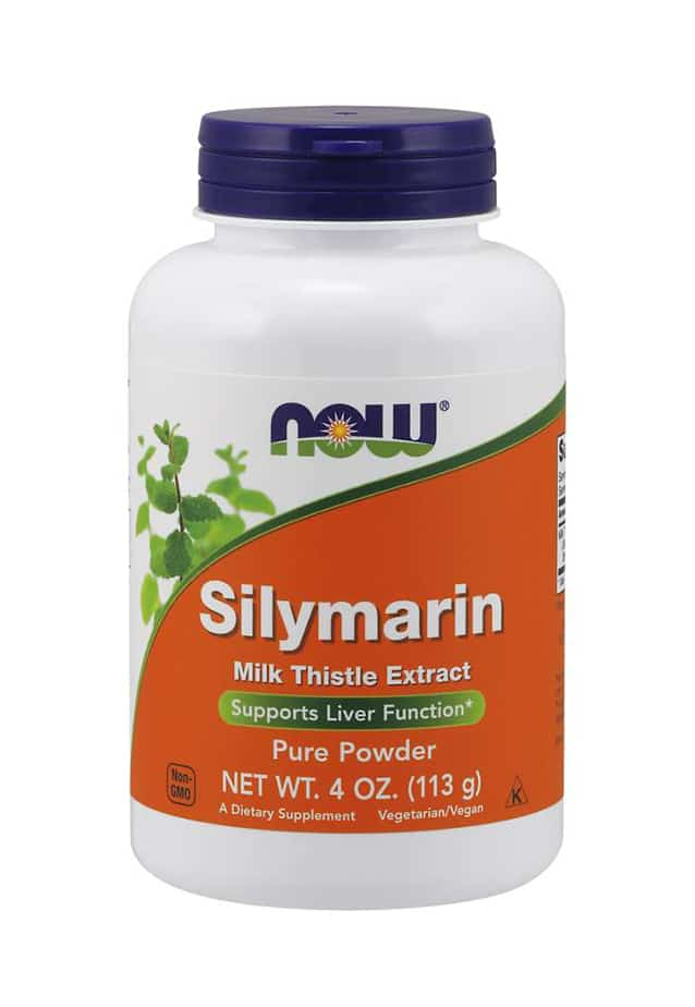 NOW - Silymarin Pure powder