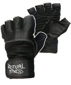 Ritual Fitness - Rukavice 110 čierne