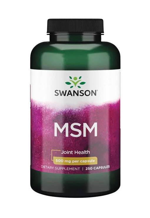 Swanson - MSM