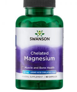 Swanson - Chelated Magnesium