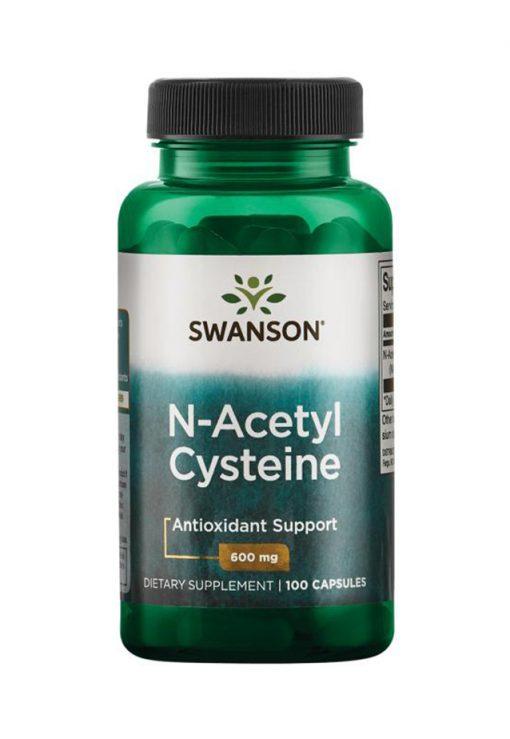 Swanson - N-Acetyl Cysteine
