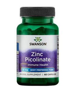 Swanson - Zinc Piccolinate