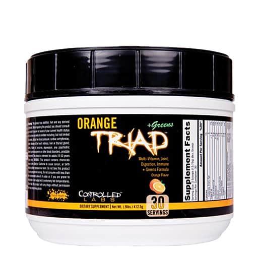 Controlled labs - Triad Powder