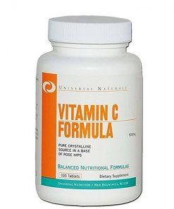 Universal - Vitamin C 500mg