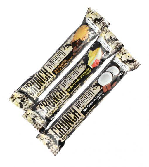 Warrior - Crunch Bar tyčinka