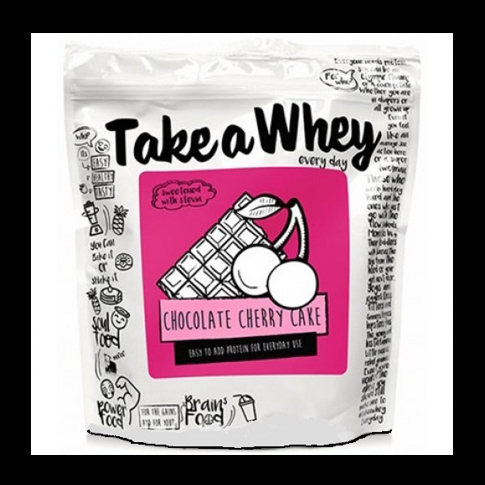 Take a Whey - Casein, 750g