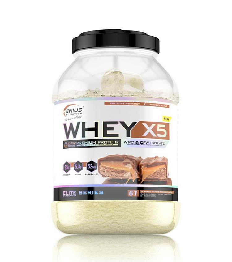 Genius - Whey X5
